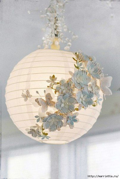 Wedding decorations tutorials wedding paper flowers party idea above right diy butterfly embellished paper lantern diy wedding planner with diy wedding ideas and how to info including diy wedding decor inspiration junglespirit Choice Image