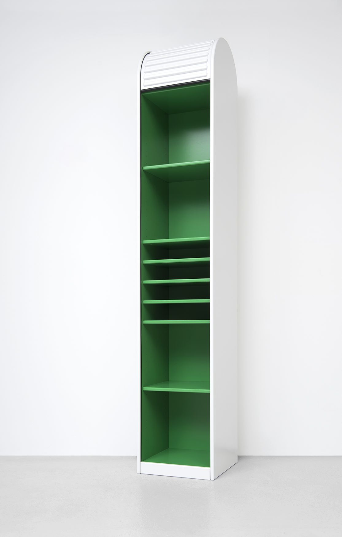 Amsterdammer cupboard in duotone by Aldo van de Nieuwelaar for