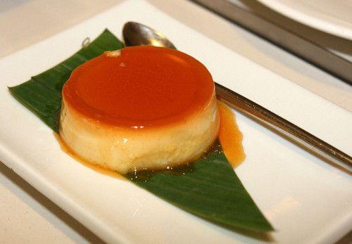 how to make leche flan filipino style