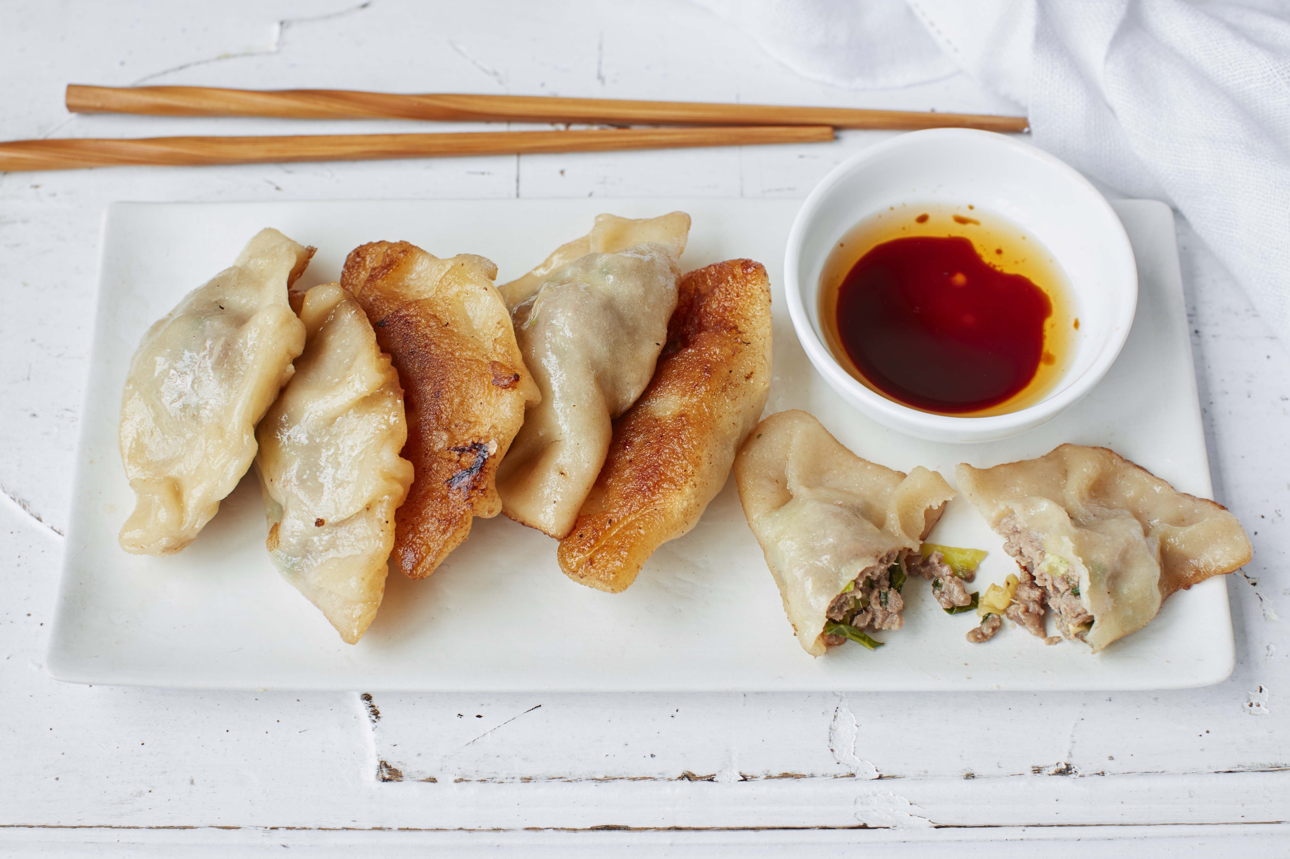 Eight food ideas for Chinese New Year | Food, Dumpling ...