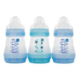 We absolutely loved these bottles and so did our son. Best part: It is extremely easy to clean :)