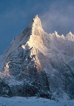 Aiguille du Midi, Chamonix