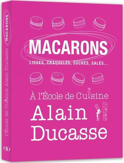 Macarons Tigre Carambar Et Banane Acidulee D Alain Ducasse