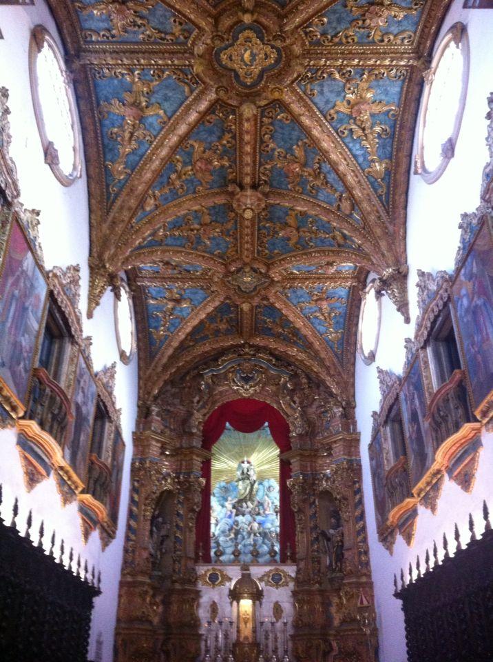 Iglesia de Nuestra Señora del Carmen, Recife, Brasil.