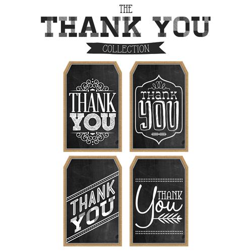 Free Printable Chalkboard Thank You Tags The Cottage Market Chalkboard Tags Thank You Printable Printable Gift