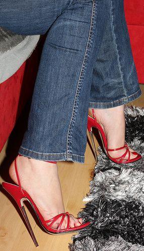 Extreme High Heel Sandal