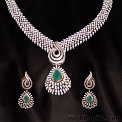 Diamond Necklace Diamond Earrings Delhi Bridal Jewelry Call us