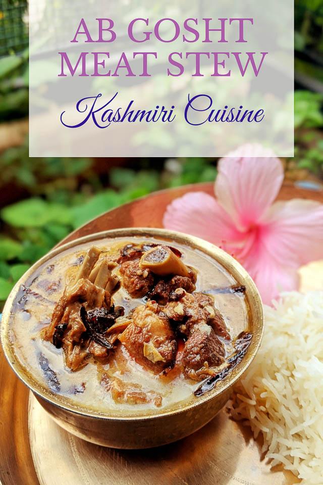 Kashmiri Ab Gosht An Idea Simmering Since Millennia In 2020 Food Halal Recipes Recipes