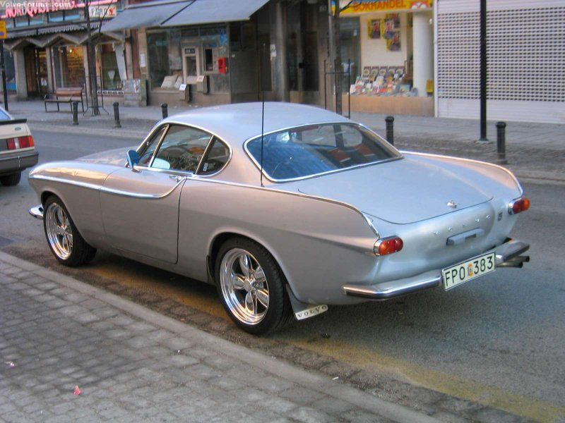 Volvo P1800 1800s 1965 | GUS Well Made | Pinterest | Volvo, Cars and ...