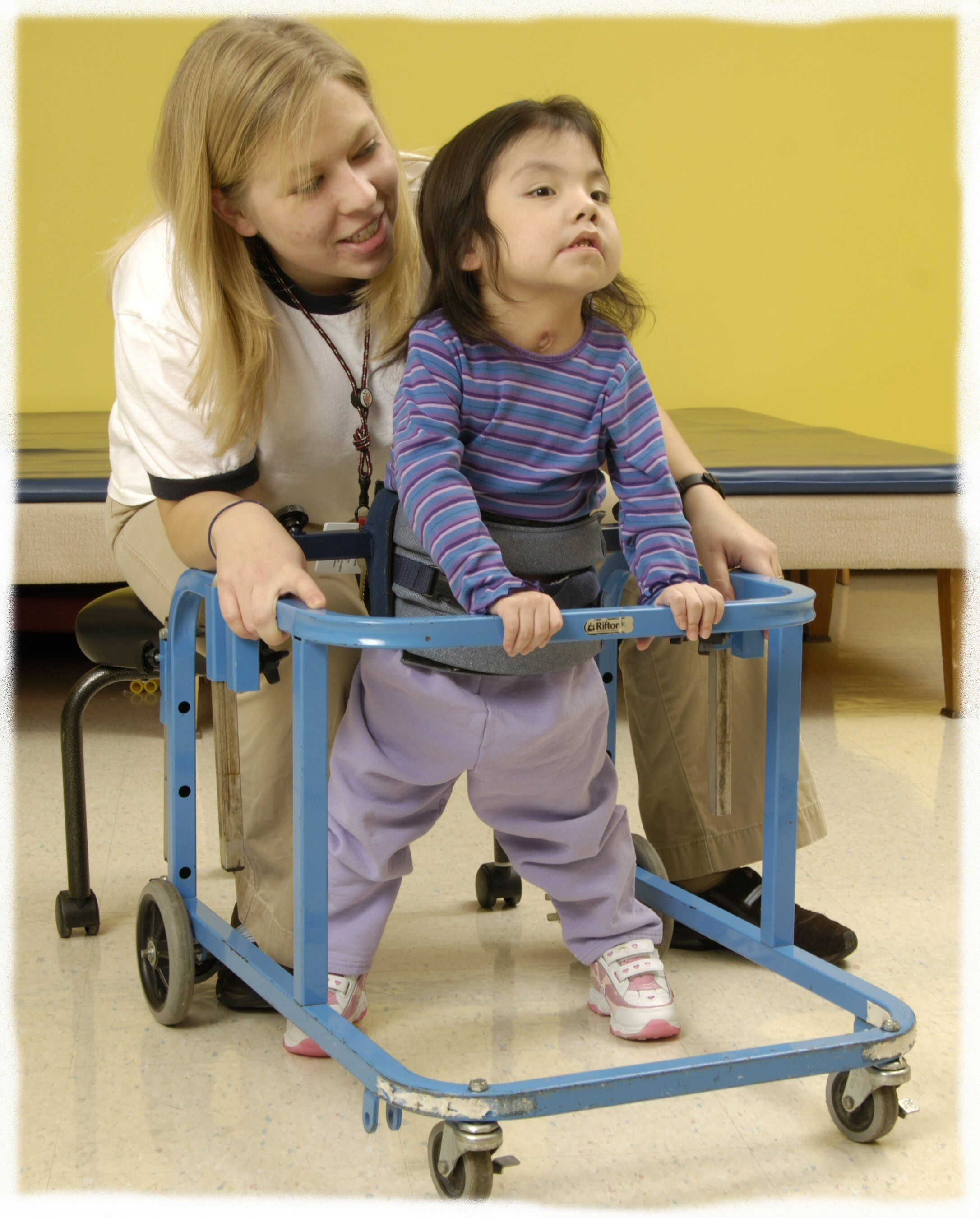Cerebral palsy physical therapy - I Hope To Work As A Physical Therapist In The Future I Particularly Look Forward To Helping With The Rehabilitation Of Children