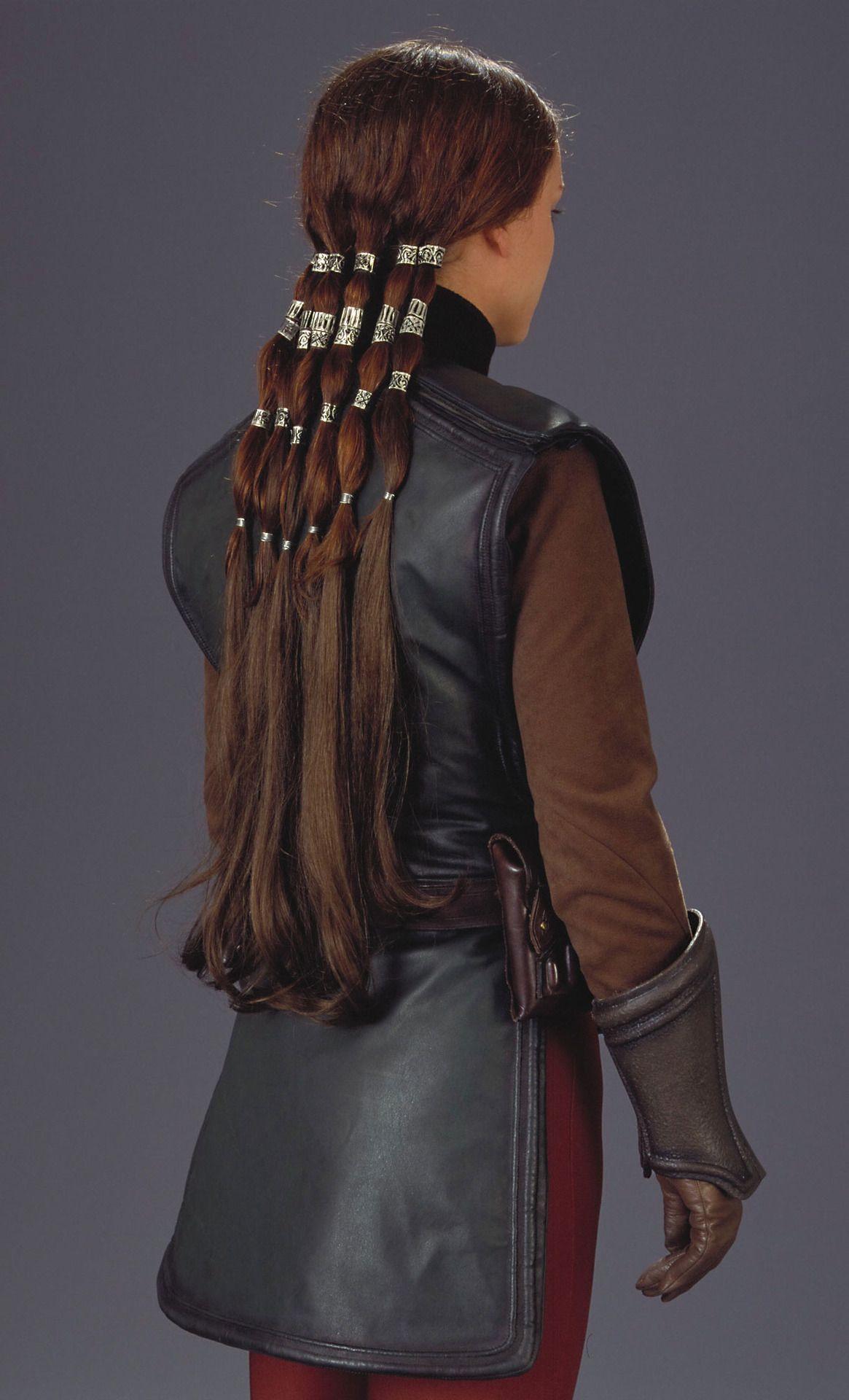Star Wars Padme Amidala flight suit from Episode II
