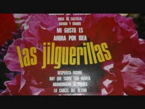 Las Jilguerillas El Amor De Tus Amores My Love Playbill Love