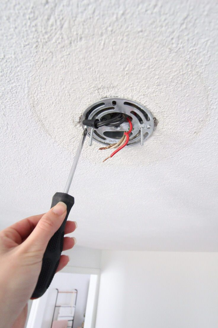 Mobile Home Light Fixture Wiring