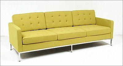 Florence Knoll Sofa Reproduction
