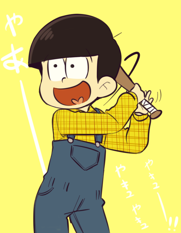 OSOMATSU-SAN!!! - Shut Up, 然して Die