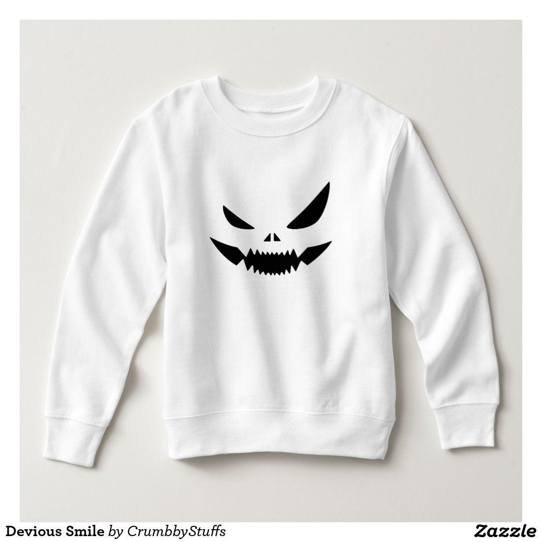 6ca5aa5deeec Devious Smile Sweatshirt