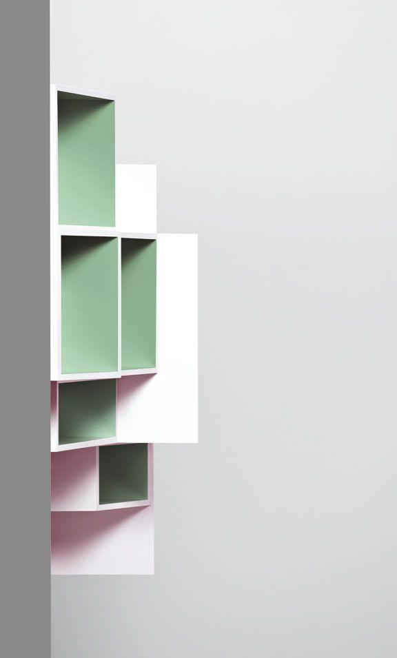 Shelves SheLLf By KRISTALIA X Ka Lai Chan