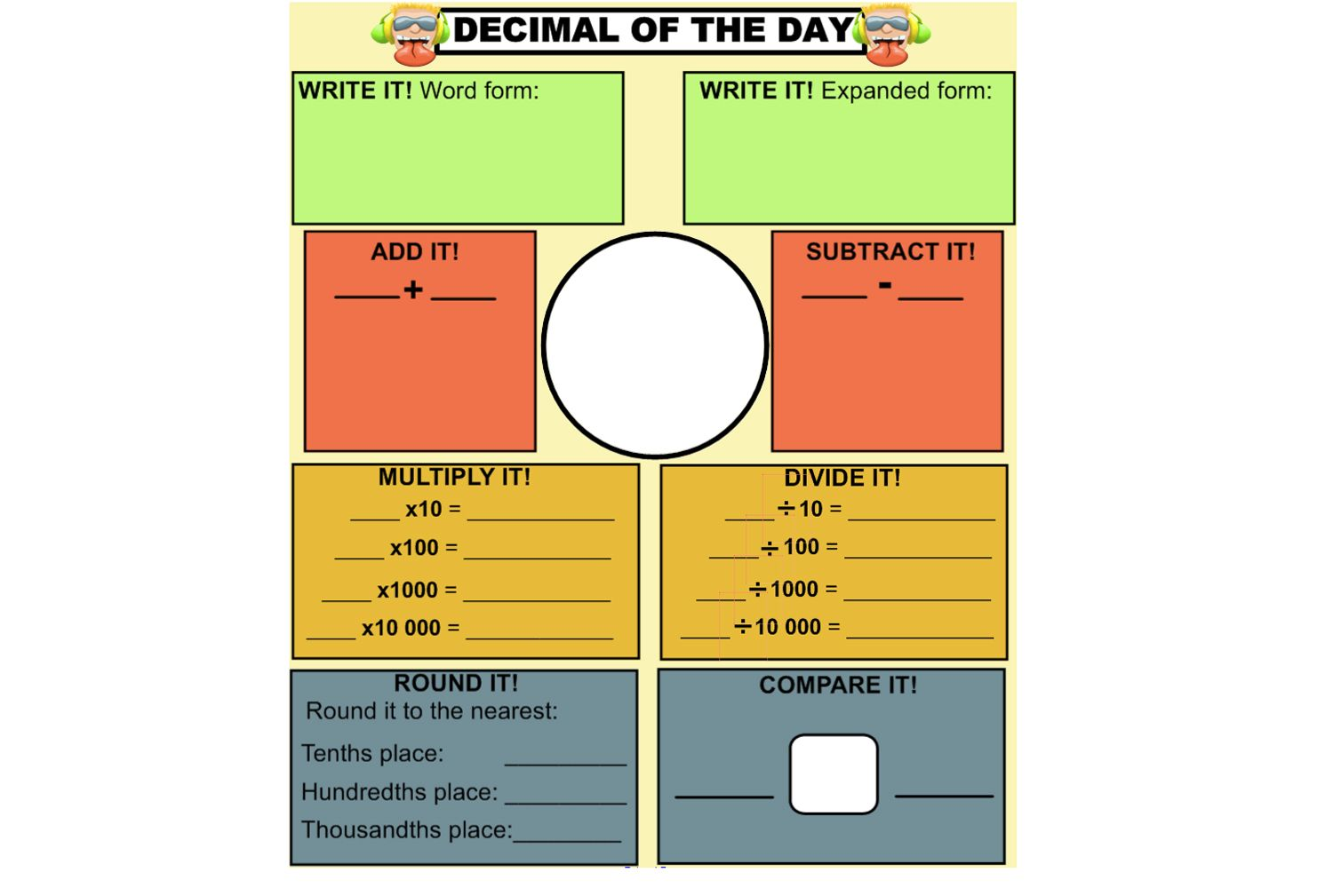 A Fantastic Thinking Tool To Use On A Daily Basis With