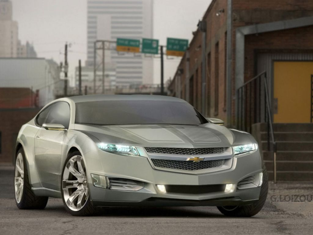 2019 Chevrolet Impala Price Concept | Car Bling | Pinterest ...