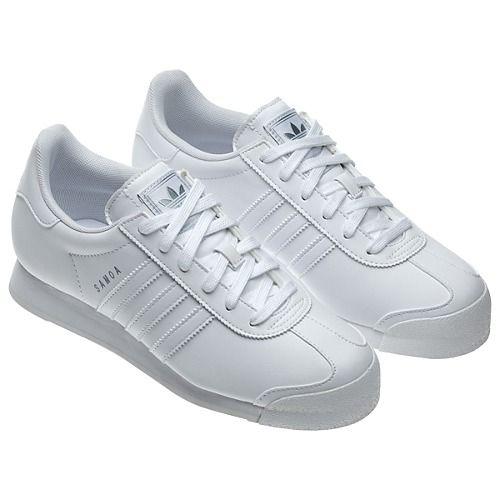 Womens Adidas Originals Classic Samoa Sneakers G99719 White