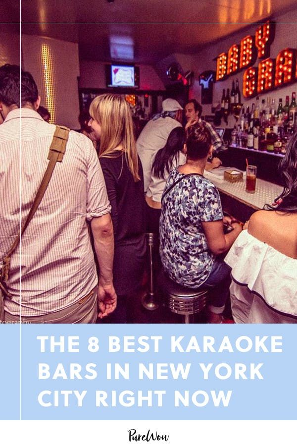 The 8 Best Karaoke Bars In New York City Right Now
