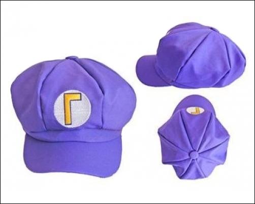 Kuurupop S Image Wario Costume Hats Bags
