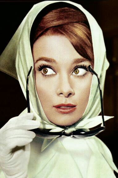 Audrey Hepburn, so beautiful and classy