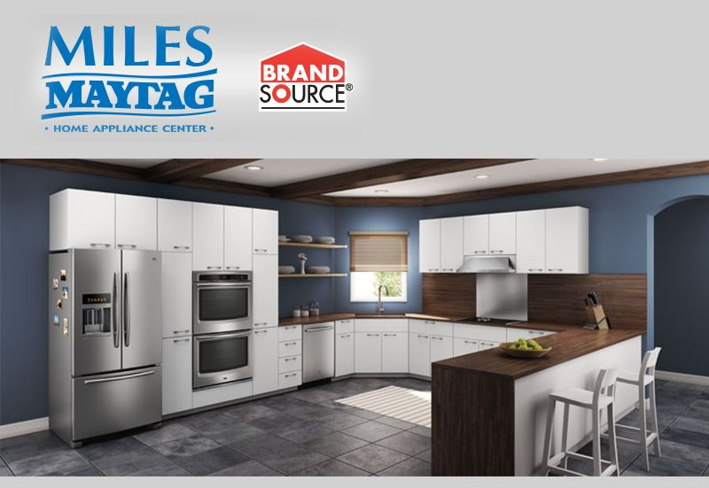 Miles Maytag Appliances Has A Great Selection Of Appliances From Top Quality Brands Such As Maytag Kitc Discount Kitchens Buying Appliances Laundry Appliances