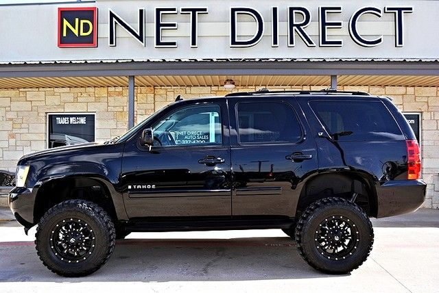 2007 Chevrolet Tahoe Lt3 Lifted 4wd Fort Worth Tx Net Direct