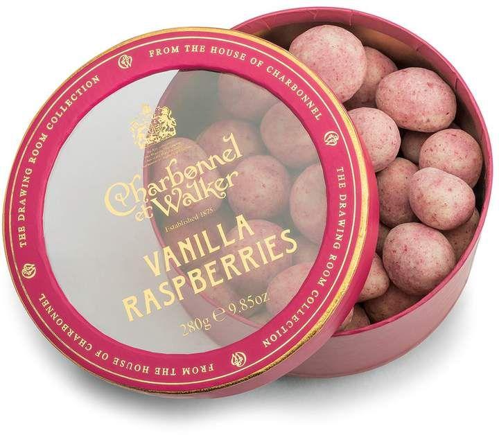 Vanilla Raspberries #freezedriedraspberries