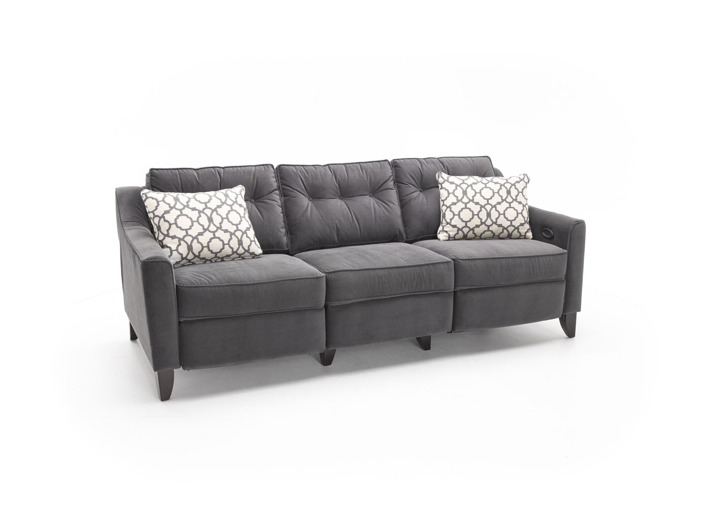 Trisha Yearwood Audrina Power Incline Sofa Steinhafels Living