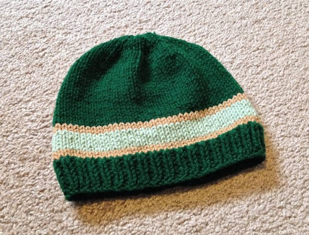 Diy Knit Beard Hat Pattern Perfect For Cold Weather Days