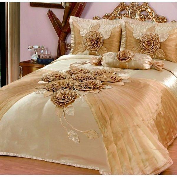 Colchas colchas de lujo pinterest bedrooms - Colchas de lujo ...