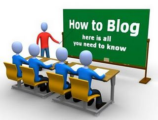 beginners guide to blogging