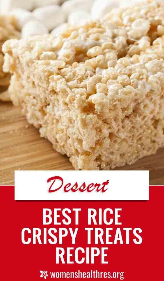 Best Rice Crispy Treats Recipe