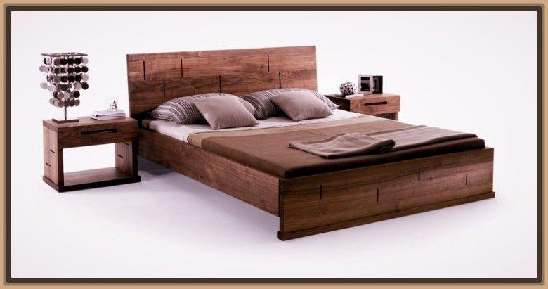 Resultado de imagen para camas de madera modelos modernos for Camas de madera modernas