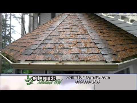 Gutter Solutions Nw Inc Provides Gutter Dome Gutter Guard System Gutter Guard Cleaning Gutters Gutter