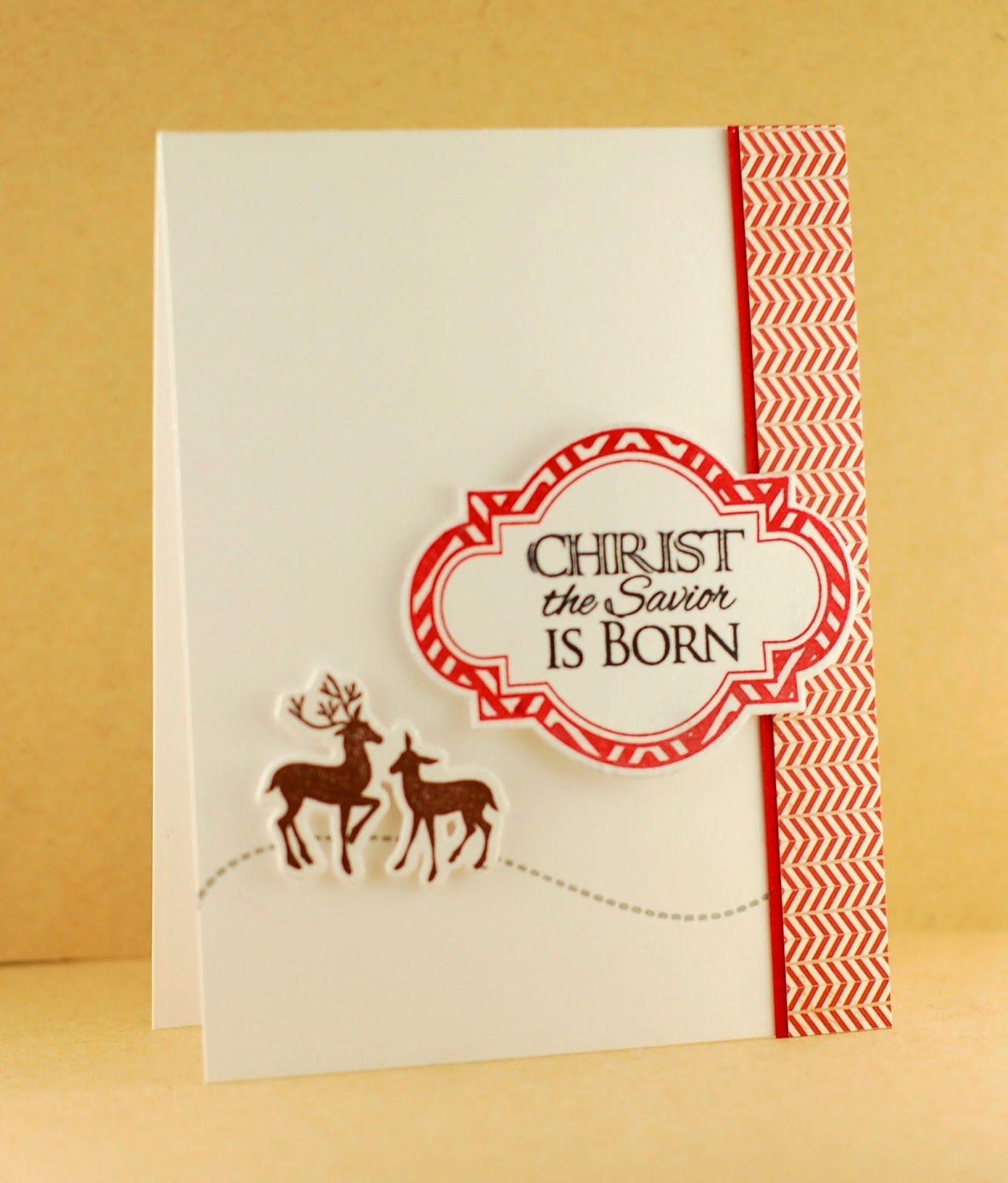 Festive Friday Reminder: Christ the Savior is Born