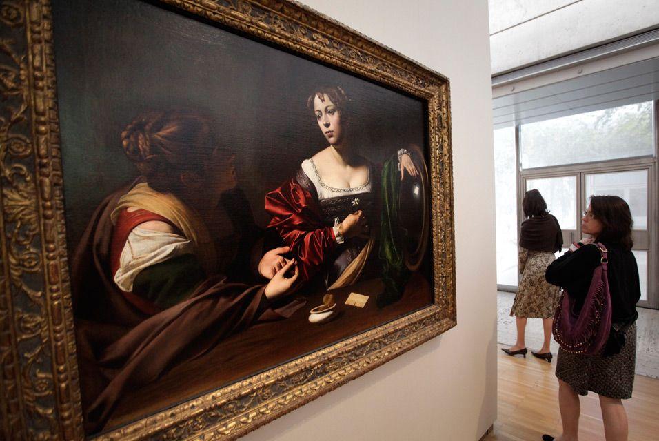 exibits Italian erotic art