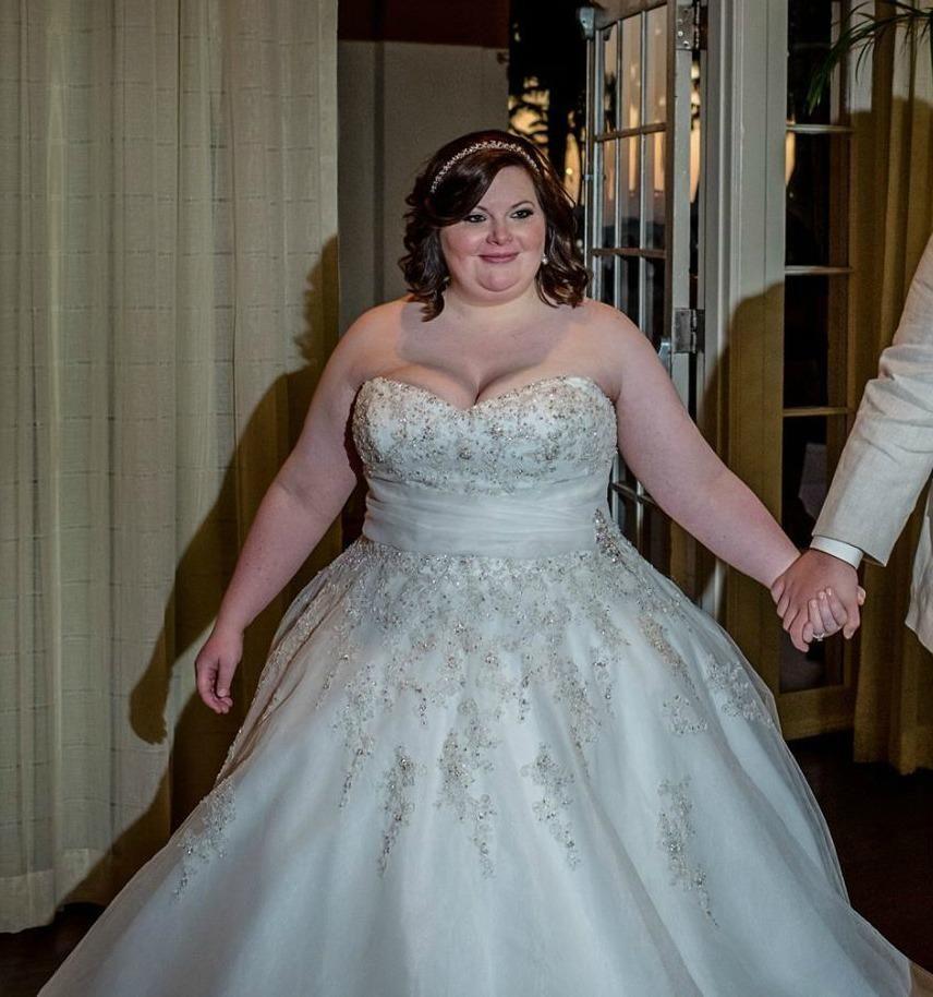 Sophia Tolli 21434 Plus Size Wedding Special Occasion