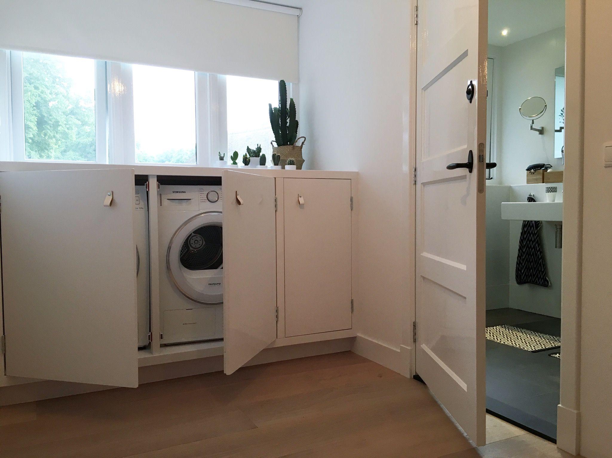 wasmachine ombouw | Washok | Pinterest - Leven, Zolder en Wasmachine ...