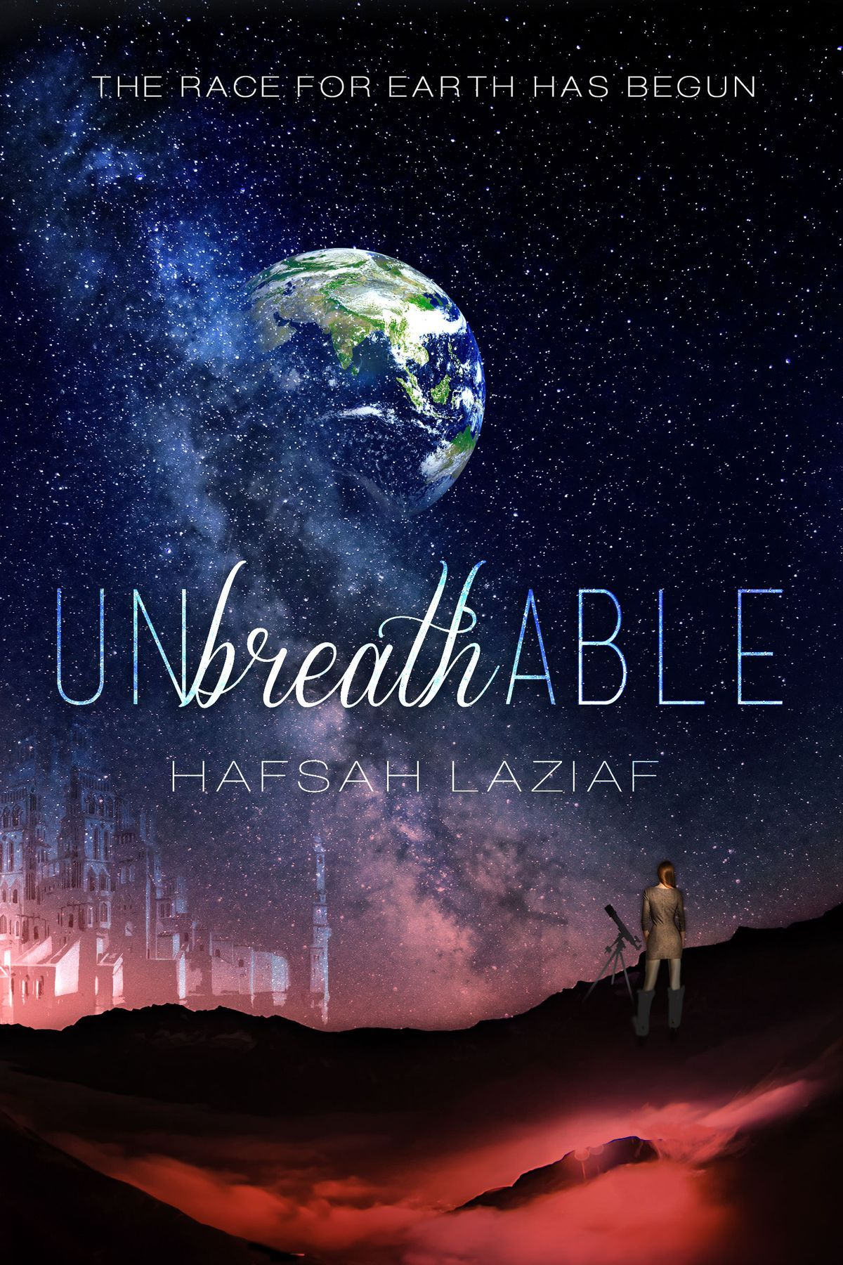 Hafsah Faizal / Unbreathable / Hafsah Lazaif