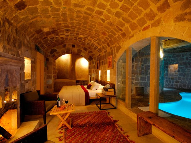 Cappadocia S Cave Hotels Awesome Bedrooms Mansion Interior Hotel