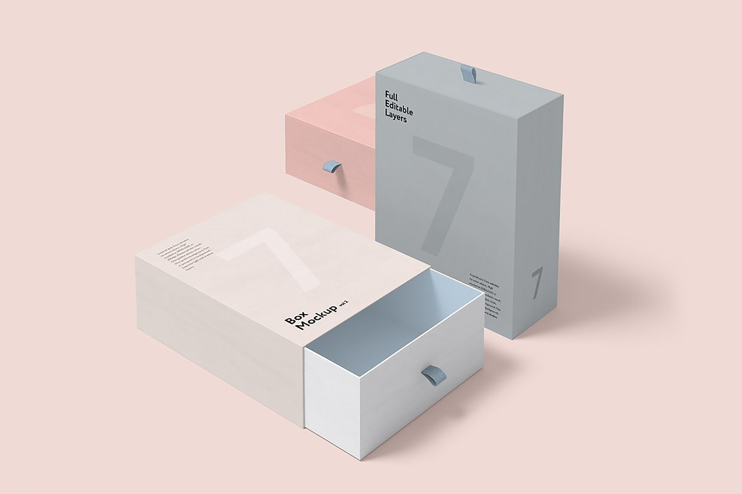Download Box Set Product Mockup 75308 Box Mockup Box Design Bag Mockup