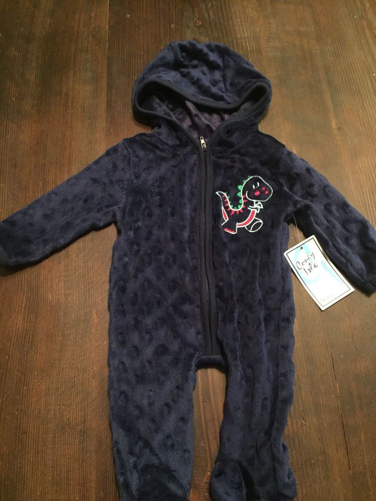 NEXT Gorgeous Little Navy Hoodie 3-6 Months NWT