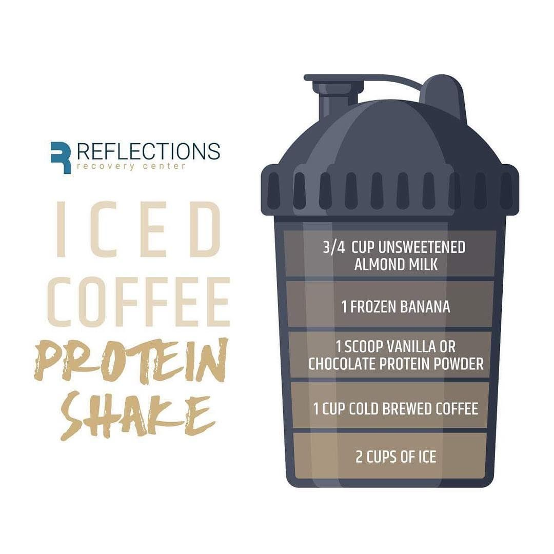 Feeling tired and sluggish throughout the day? This iced ...