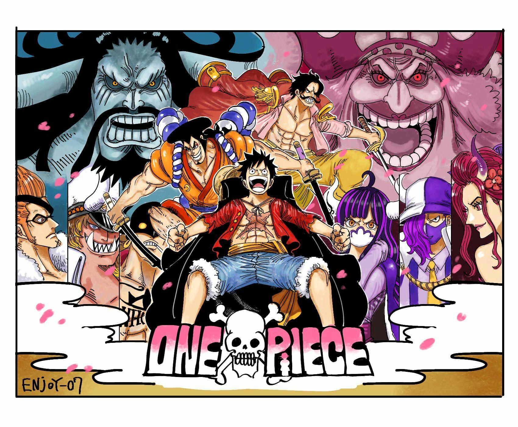 One Piece Z Film   One piece manga, One piece