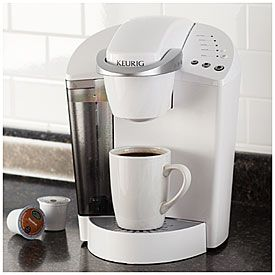 Keurig K40 Elite Single Cup Coffee Maker Brewing System Black