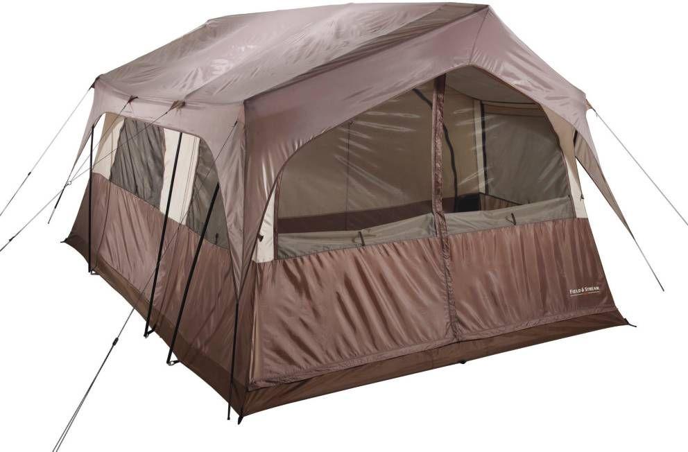 Field & Stream Wilderness Cabin 10 Person Tent in 2020