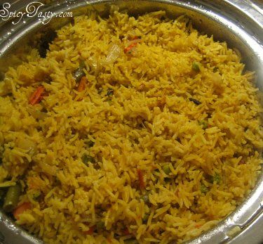 Vegetable biryani indian cuisine pinterest biryani veg this is a yummy south indian rice variety which is taken along with raitha forumfinder Choice Image